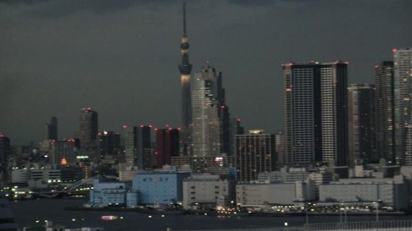 ベイクレストタワー夜景