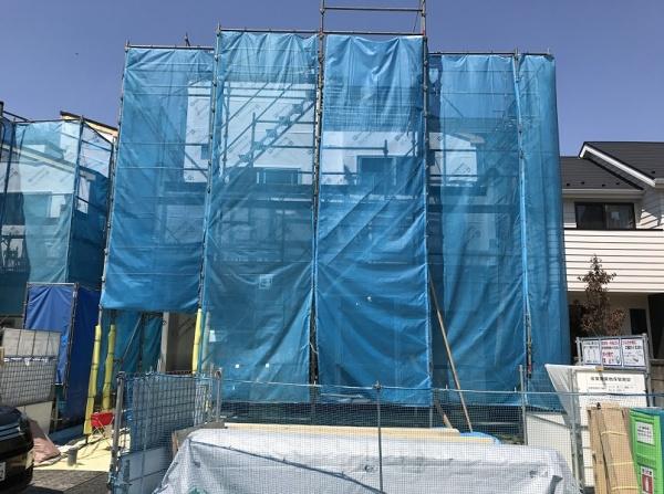 未公開新築戸建5LDK+並列車庫2台1