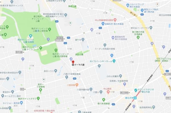 ドーマ八map