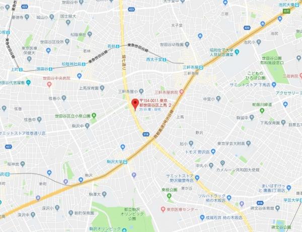 スターロワイヤル三軒茶屋s10